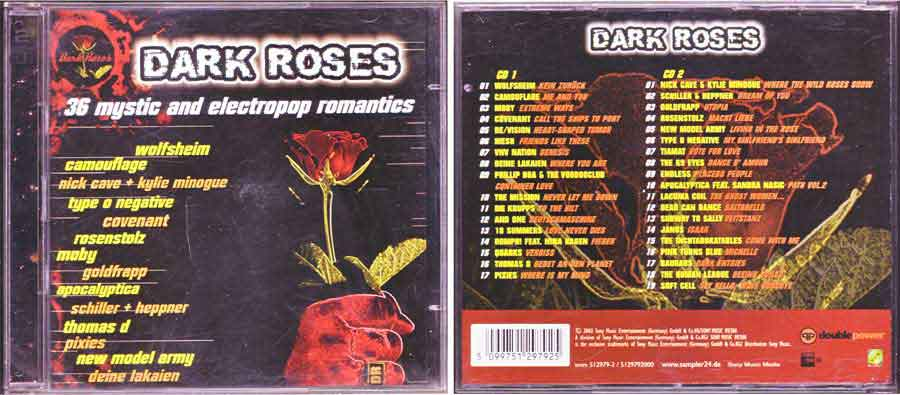 dark roses electropop