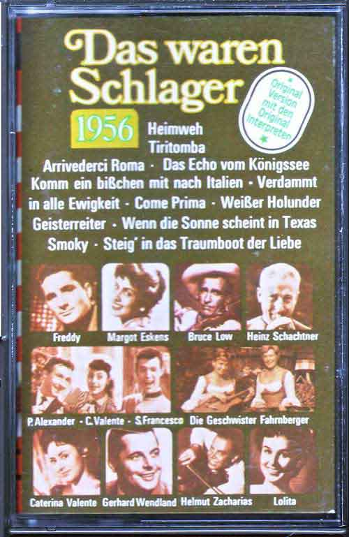 schlager 1956