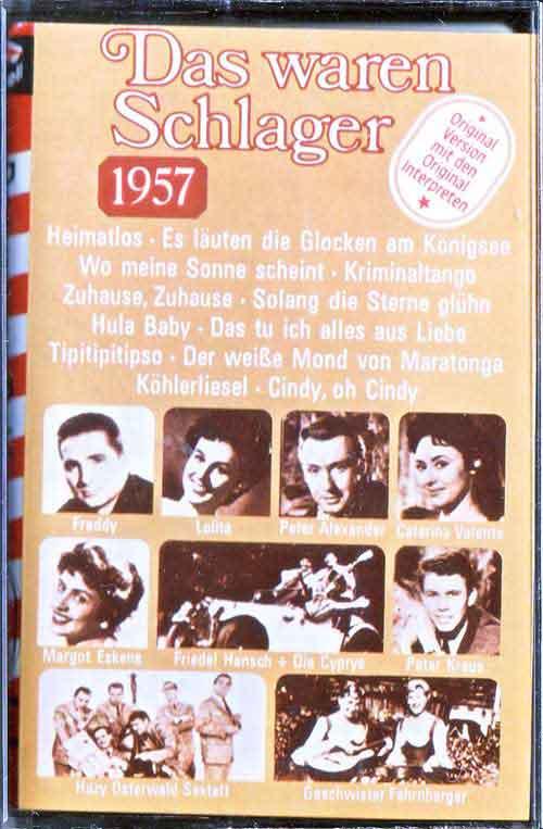 schlager 1957