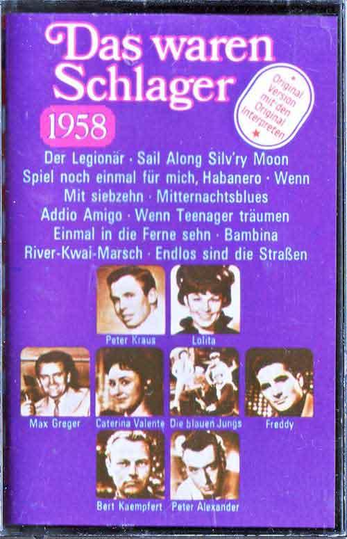 schlager 1958