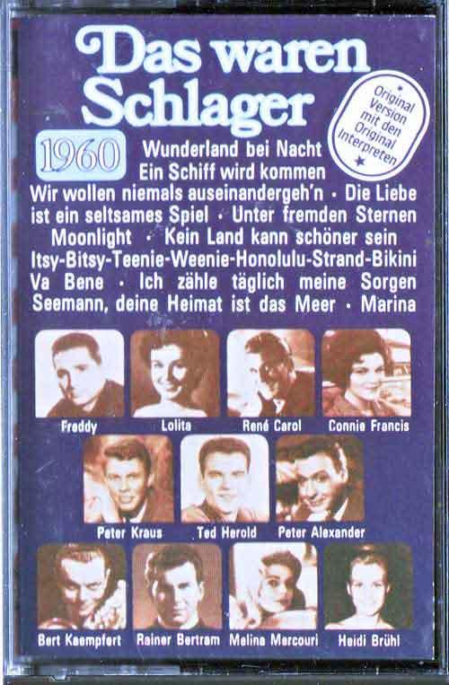 schlager 1960