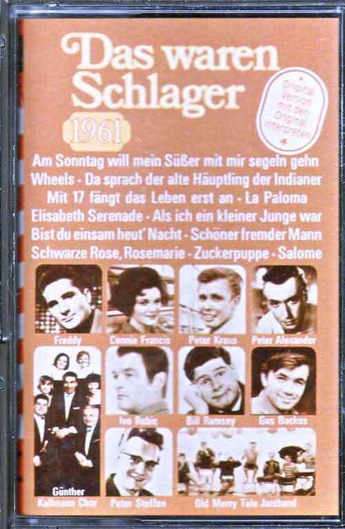 schlager 1961