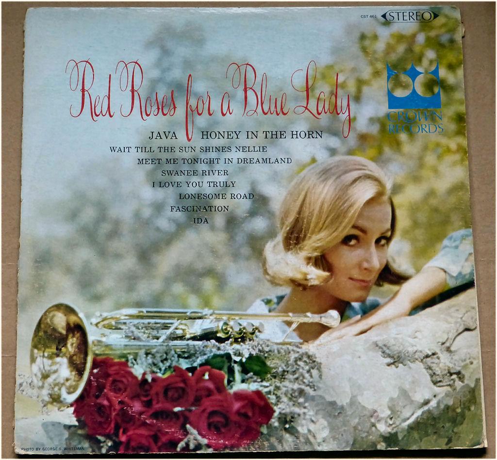 Heimweh-Melodien Red Roses auf Trompete