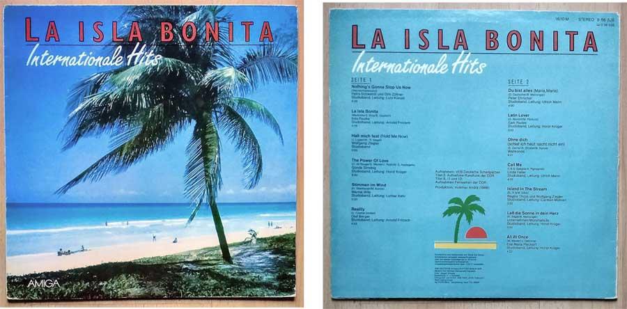 Internationale Hits auf Schallplatte der DDR
