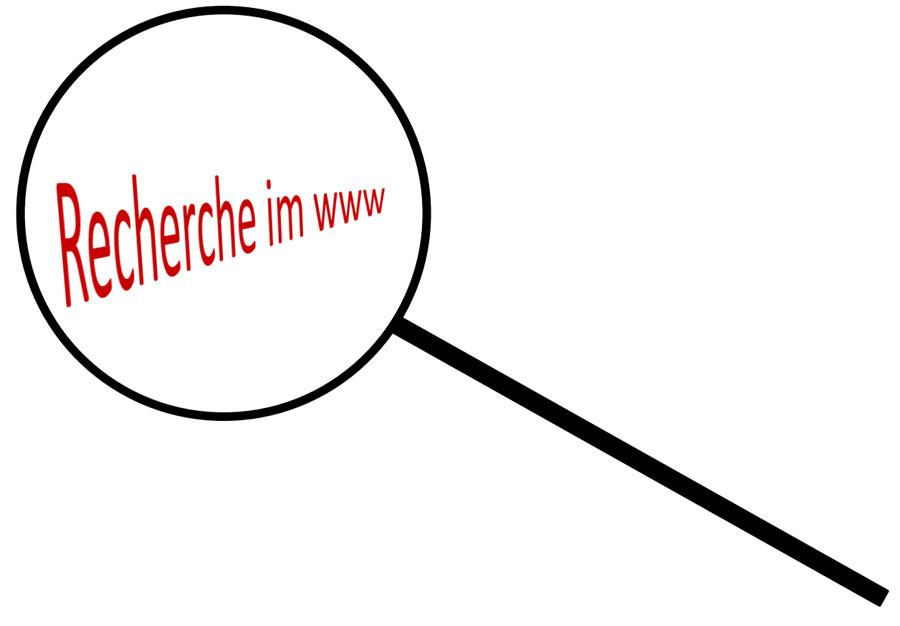 Recherche im World Wide Web