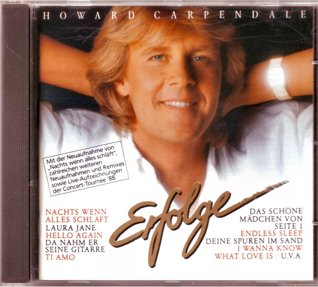 CD von Howard Carpendale