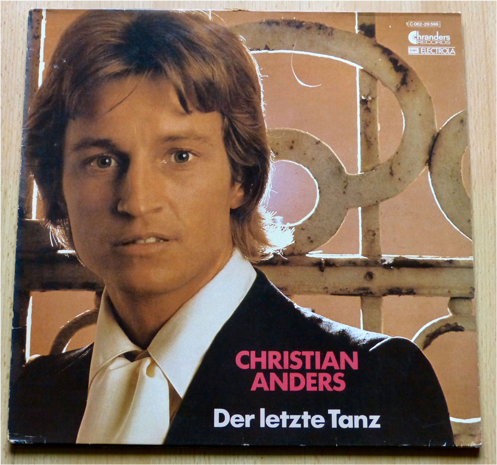 Musikrichtung Schlager, Christian Anders