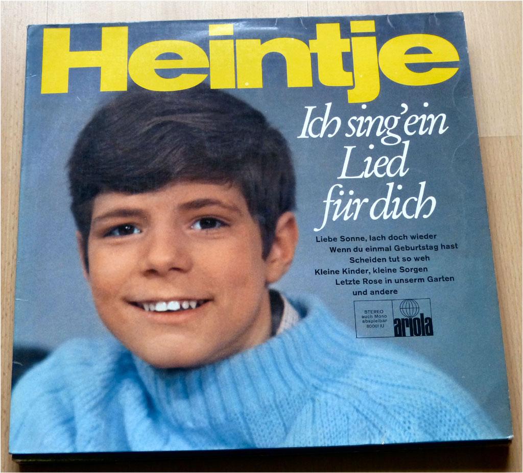 Heintje, Album, Vinyl, LP