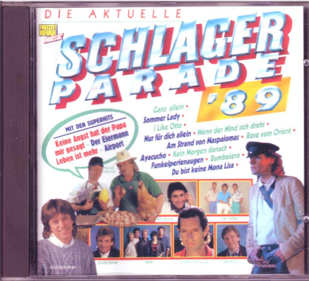CD von 1989 Schlagerparade