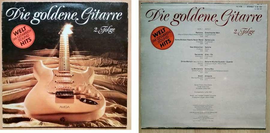 Schallplatte aus Berlin ehemals DDR