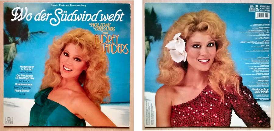 Vinyl, Album mit Liedern von Audrey Landers