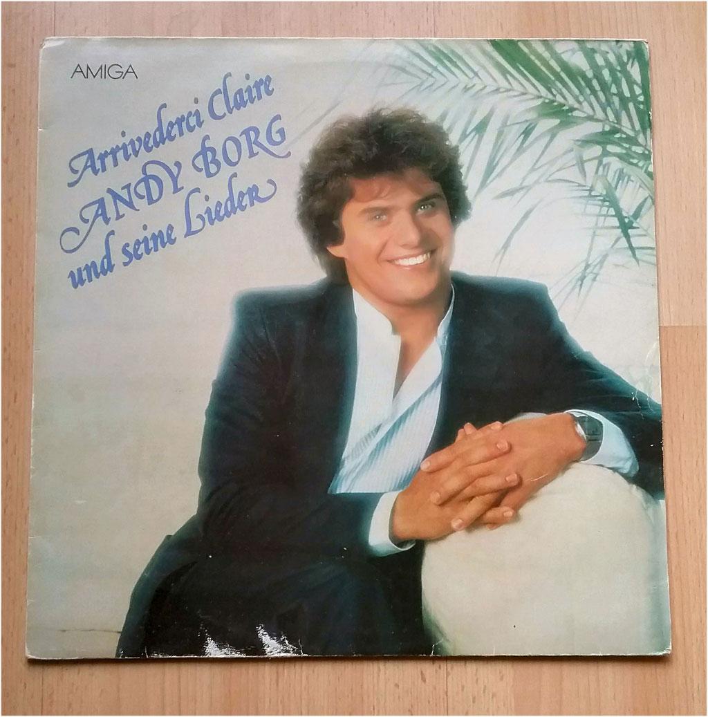 LP Andy Borg - Arrivederci Claire