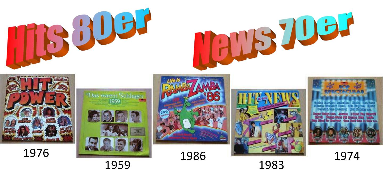 oldies but goldies - Banner Schallplatten
