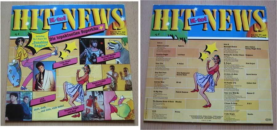 Oldies but Goldies - hit news k-tel