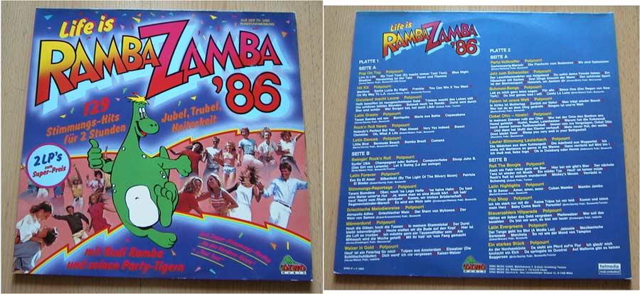 Oldies but Goldies - ramba zamba 1986