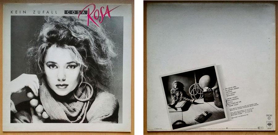 Album von Cosa Rosa mit Kein Zufall