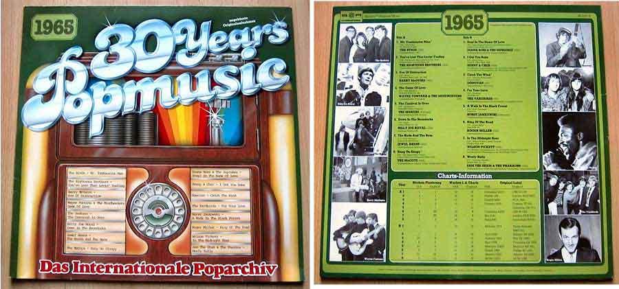 Schallplatten 60er-Jahre, Popmusik von 1965
