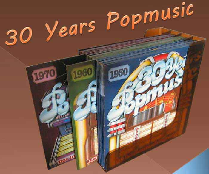 Popmusik der 60er Jahre