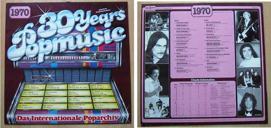 Schallplatten von 1970