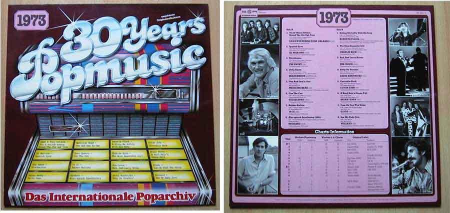 Schallplatten von 1973