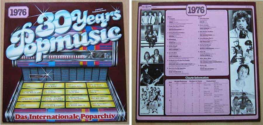 Schallplatten von 1976