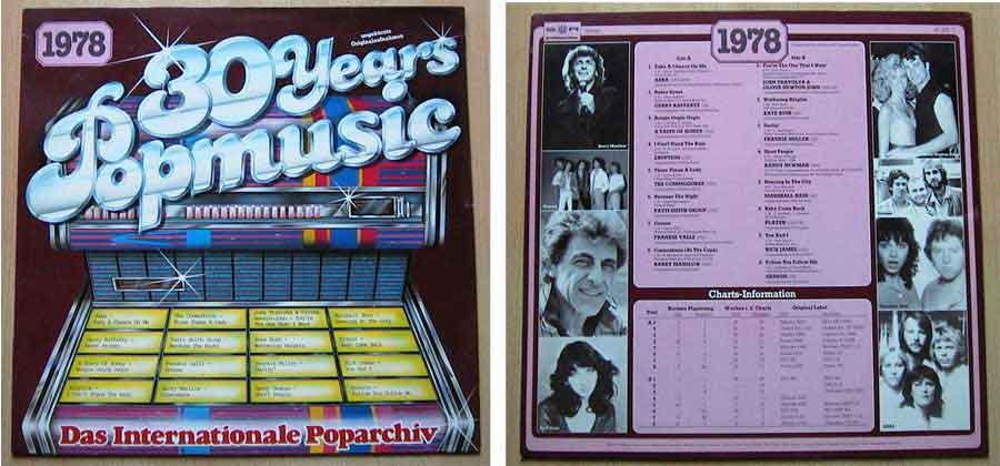 Schallplatten von 1978