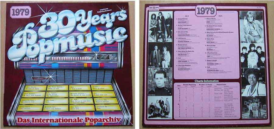 Schallplatten von 1979