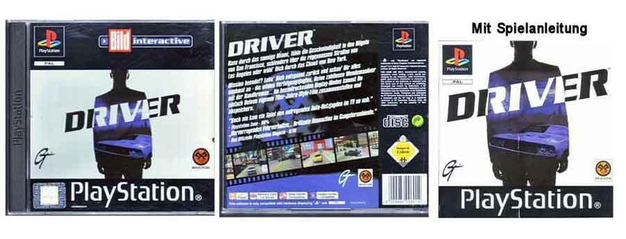 playstation driver