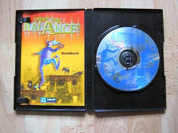 PC Spiel auf CD Rom
