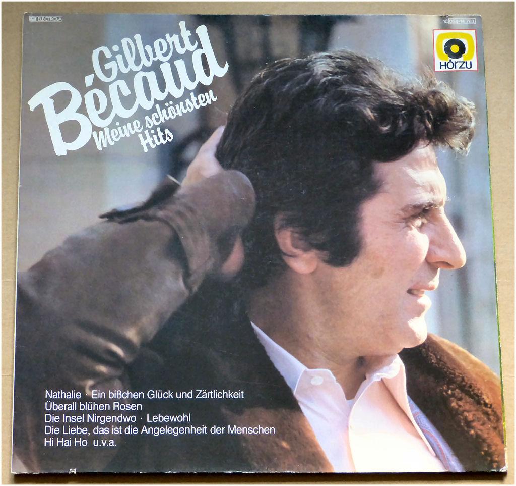 Ruhepol mit Musik von Gilbert Becaud