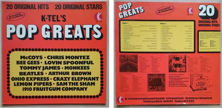 20 Original Stars mit 20 Original Hits von 1974
