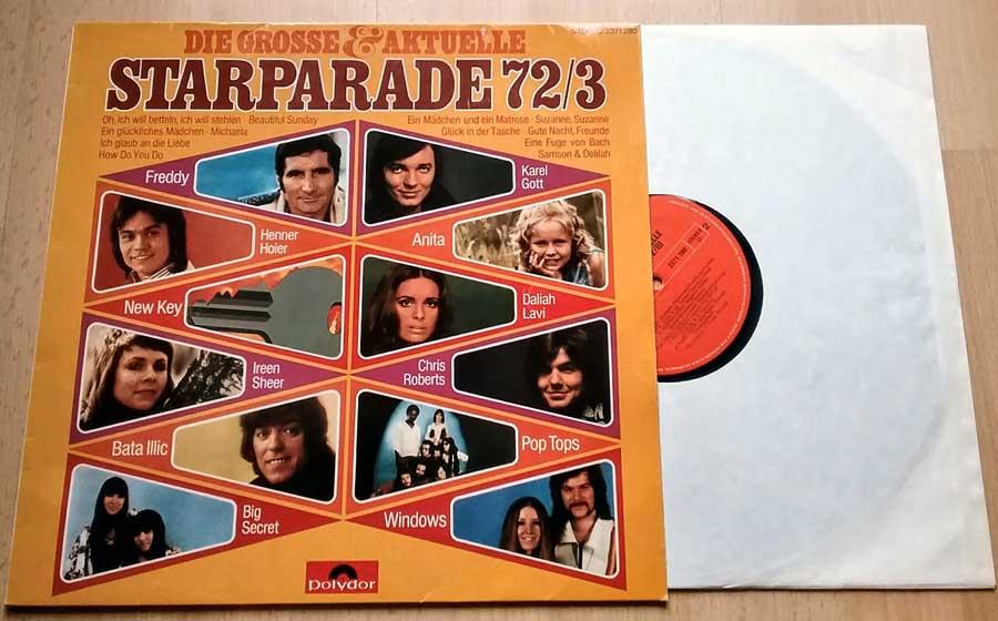 Innenhülle der Vinyls ist eine Papierhülle
