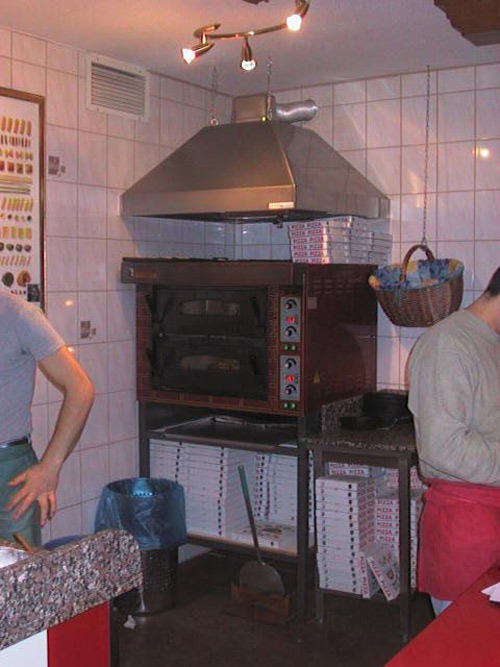 deesta pizzahaube pizzaofen