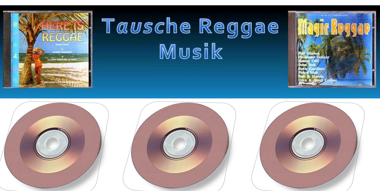 Reggae Musik Banner