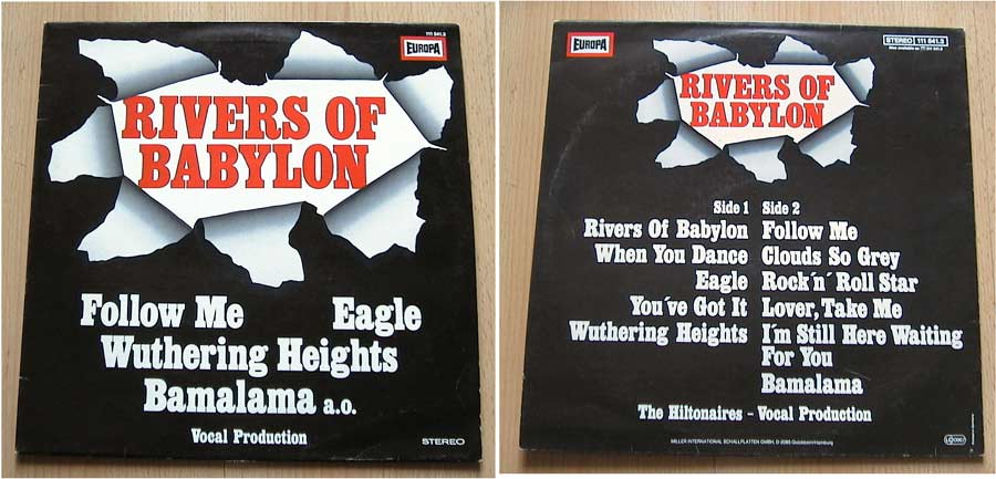 Rock and Roll - rivers of babylon