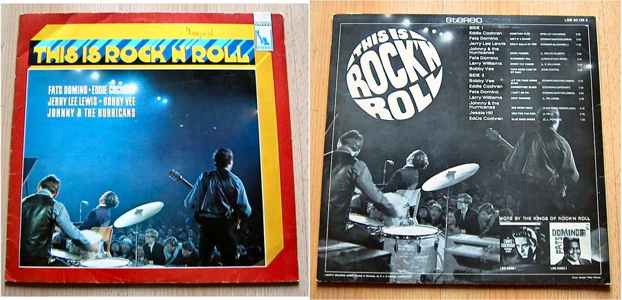 this is rock and roll