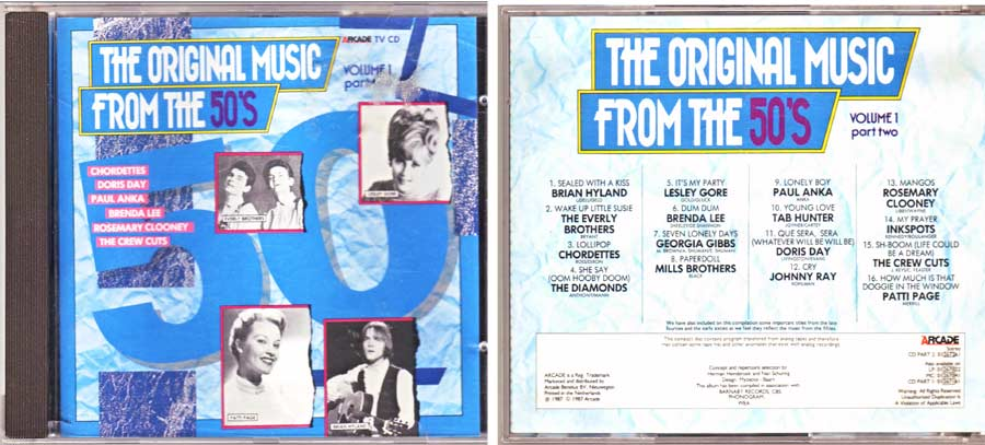 Party - original 50er music