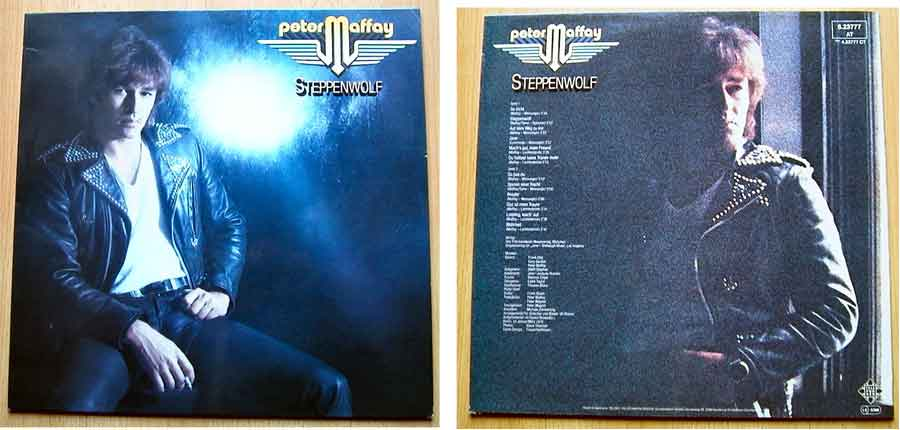 Vinyl, LP, Album von Peter Maffay - Steppenwolf