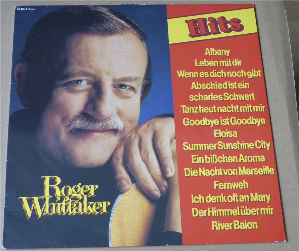Liedermacher Vinyl Hits 1986