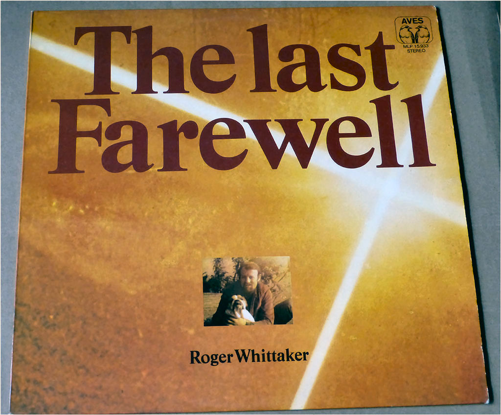 LP The Last Farewell von 1975