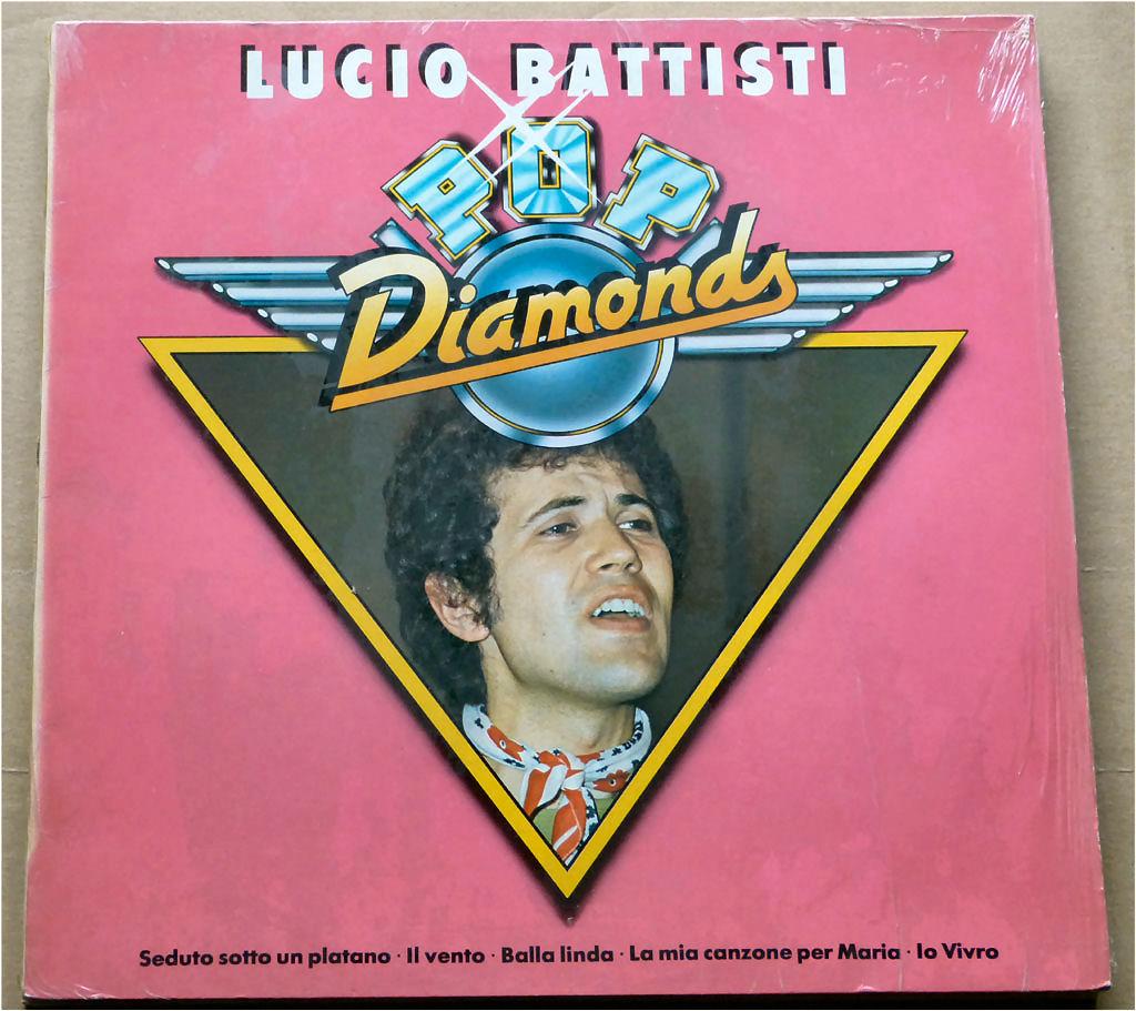 Vinyl Pop Diamonds