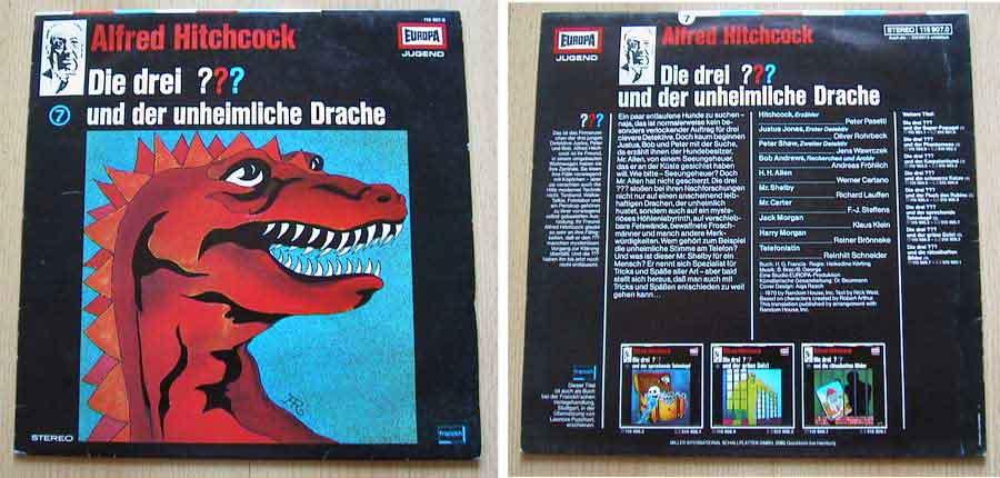 alfred hitchcock - der unheimliche drache