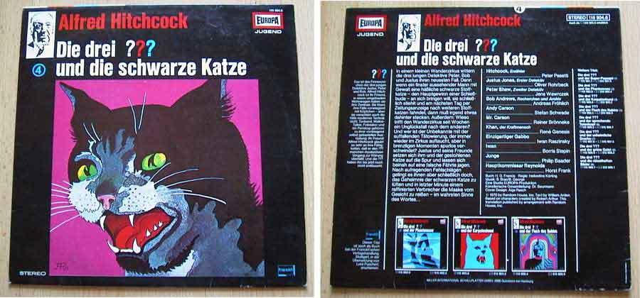 alfred hitchcock- die schwarze katze