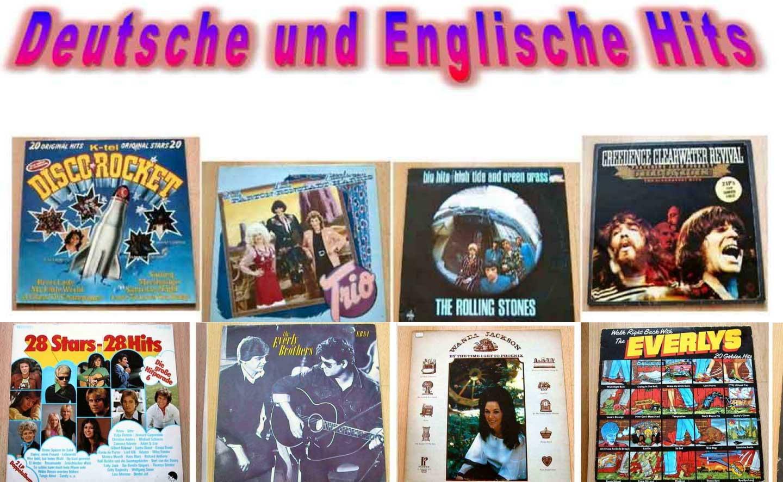 Schallplattensammlung vom Niederrhein - Banner der Schallplatten