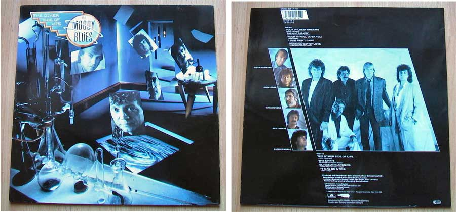 The Moody Blues - The Other Side Of Life - LP Vinyl