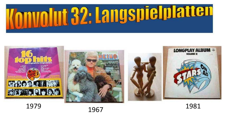 Longplayer - Stars on 45 auf Schallplatten