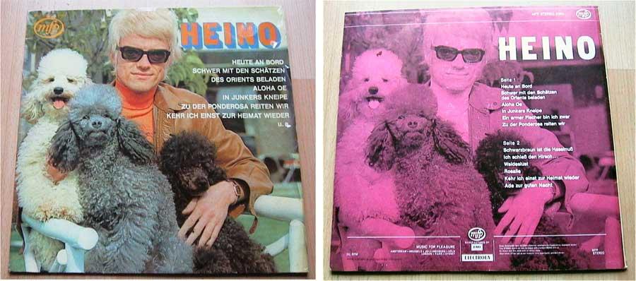 Heino - LP von 1967