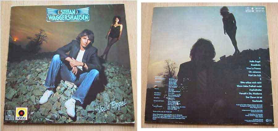 stefan wagershausen Schallplattencover