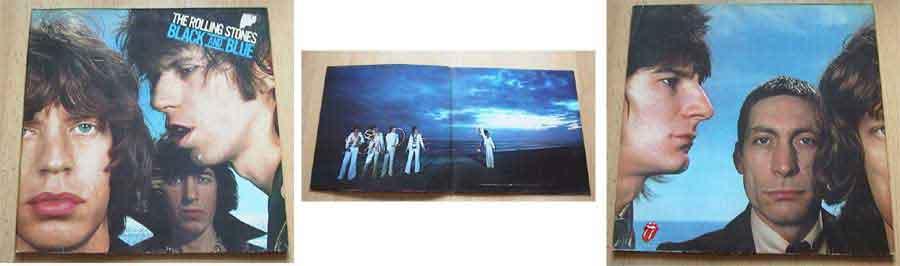 the rolling stones Schallplattencover