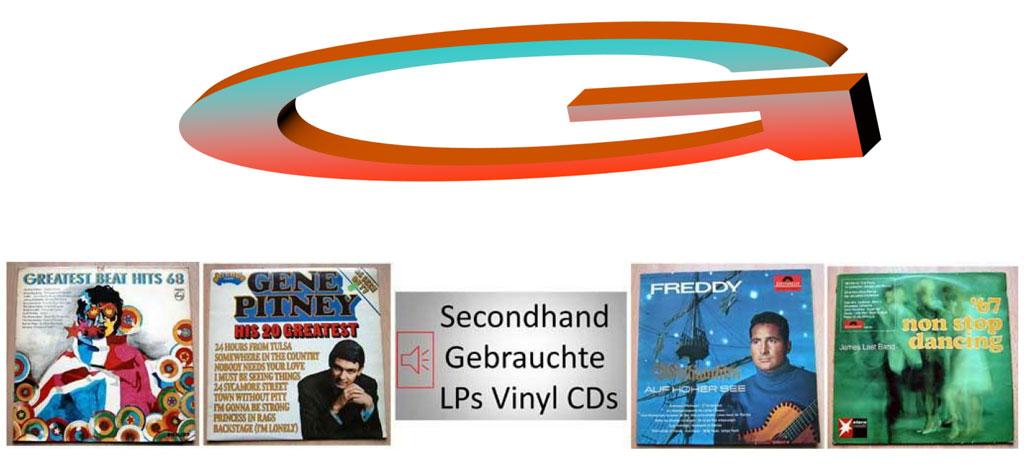 Secondhand Gebrauchte LPs Vinyl CDs Tausche aus 2 Hand